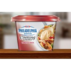 Philadelphia Cooking Creme(Tomato/Basil)
