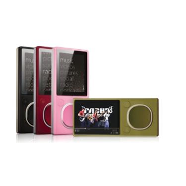 The Microsoft Zune (8GB)