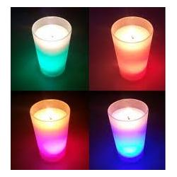 Air Wick Color Changing Candle