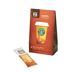 Starbucks VIA Ready Brew Caramel