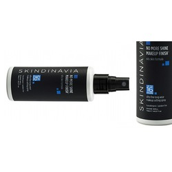 Skindinavia No More Shine Makeup Finish oily skin formula