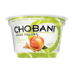 Chobani Greek Yogurt Apple Cinnamon