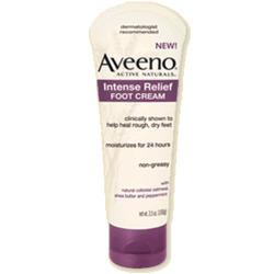 Aveeno Intense Relief Foot Cream