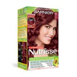 Garnier Nutrisse Intense Reds for Dark Hair
