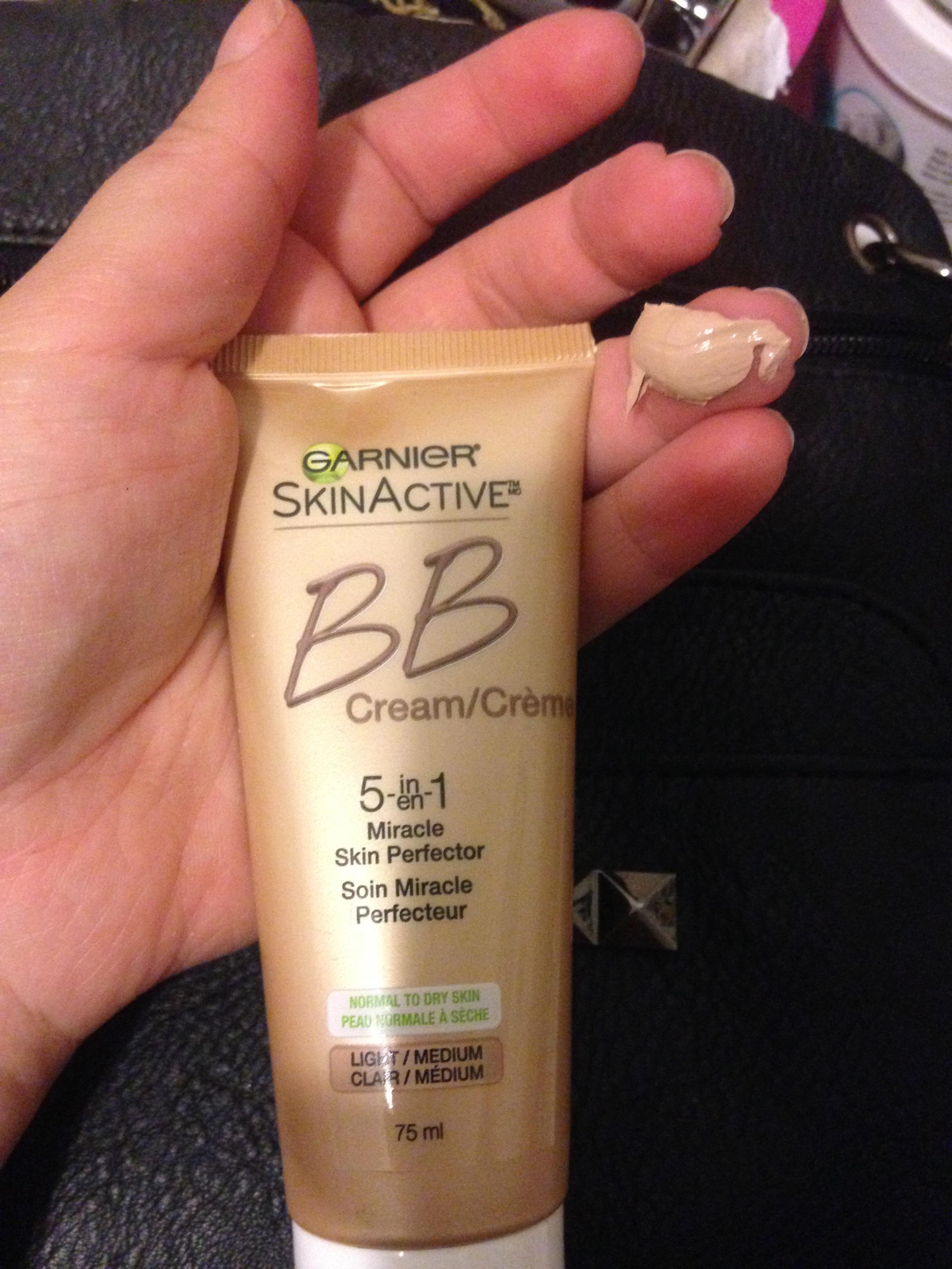 Garnier Skin Renew Miracle Skin Perfector Bb Cream Reviews