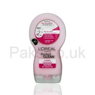 L'Oreal Dermo Expertise Perfect Clean Soothing Dry & Sensitive