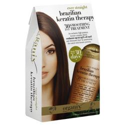 Organix Brazilian Keratin Therapy 30-Day Smoothing Treatment