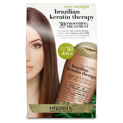 Organix Brazilian Keratin Therapy 30-Day Smoothing Treatment reviews ...