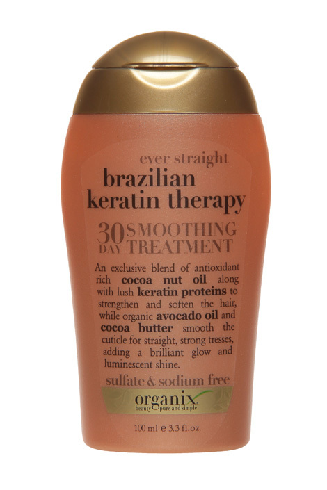 Organix Brazilian Keratin Therapy 30-Day Smoothing Treatment reviews in Hair Care - ChickAdvisor