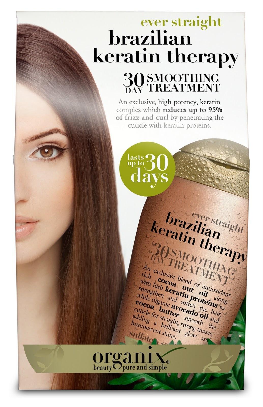 Organix Brazilian Keratin Therapy 30-Day Smoothing Treatment reviews ...