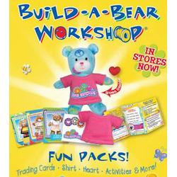 Build-A-Bear Fun Packs
