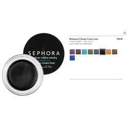 Sephora Collection Waterproof Smoky Cream Liner
