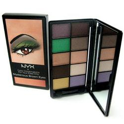 NYX For Your Eyes Only Palette in Mysterious Brown Eyes