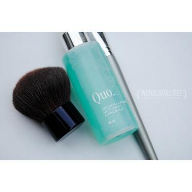 Quo Brush Cleanser