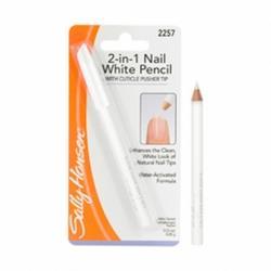 Sally Hansen 2-in-1 Nail White Pencil