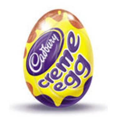 Cadbury Cream Eggs