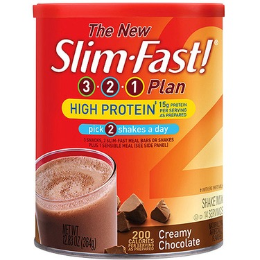 Slim Fast Shake Powder Reviews In Dietary Supplements