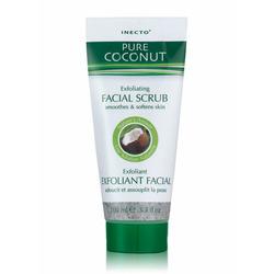 Inecto Pure Coconut Exfoliating Facial Scrub