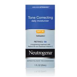 Neutrogena Ageless Intensives Tone Correcting Daily Moisturizer