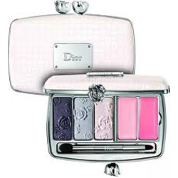 Dior Garden Clutch Eye Shadow and Lip Glosses Palette