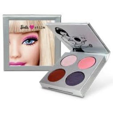 stila cosmetics Barbie Loves Stila Eye Shadow Palette