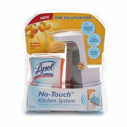 Lysol No Touch Kitchen System