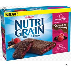 Kellogg's Nutri-Grain Cereal Bars