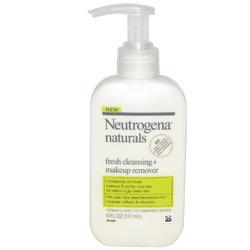 Neutrogena Naturals Fresh Cleansing & Makeup Remover