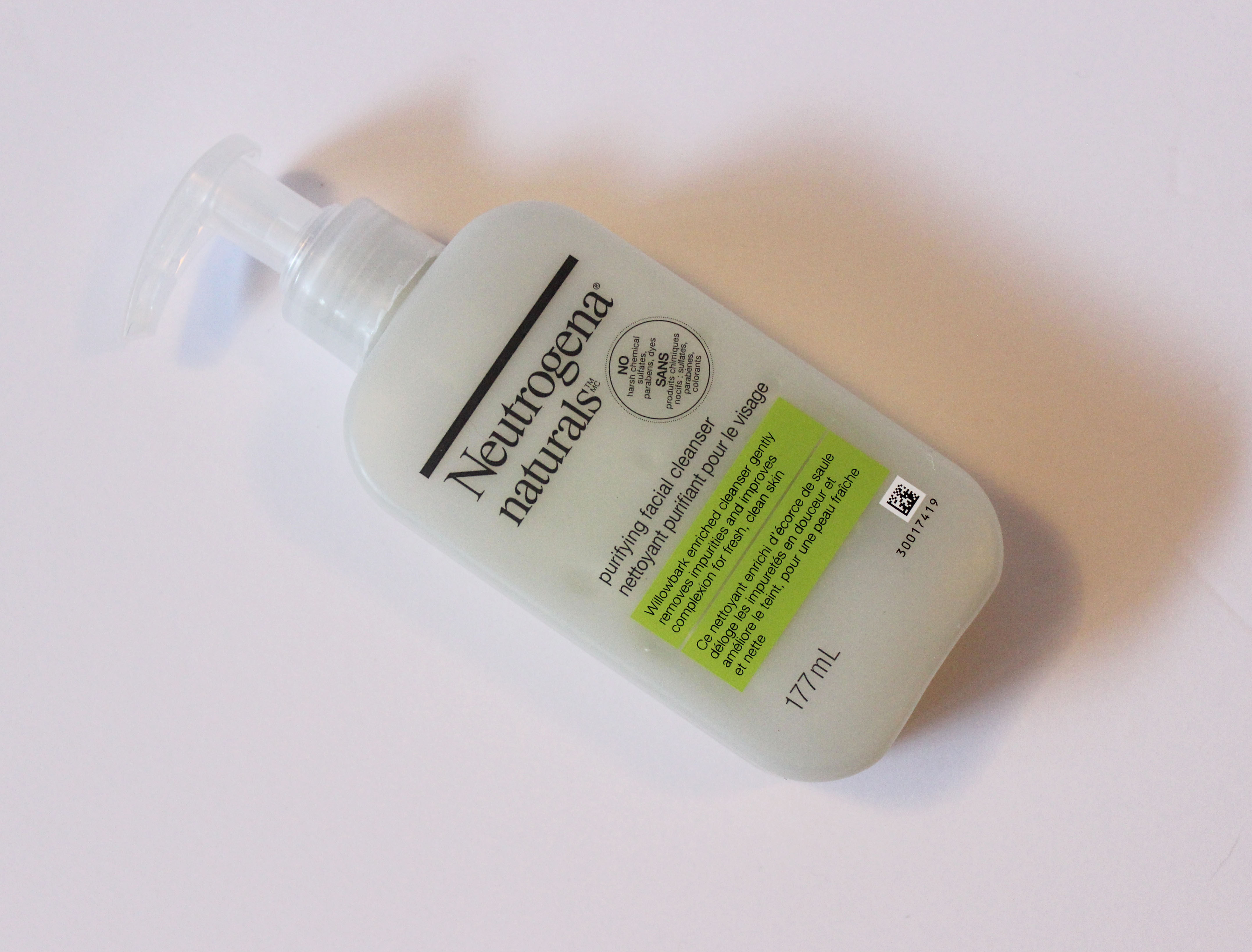 Neutrogena Naturals Face Wash And Makeup Remover Review