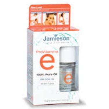 Jamieson Vitamin E Oil