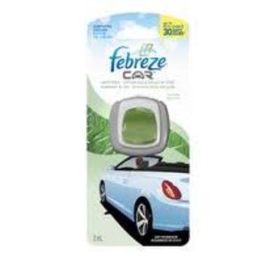 Febreze CAR Vent Clips Freshener (Meadows & Rain)