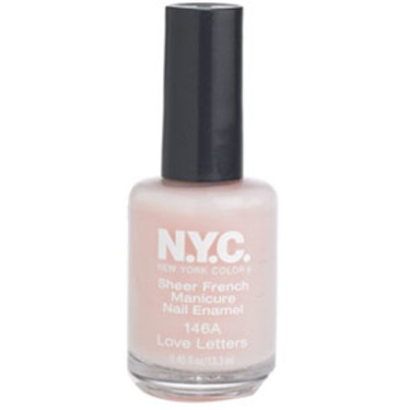 NYC French Manicure Nail Enamel