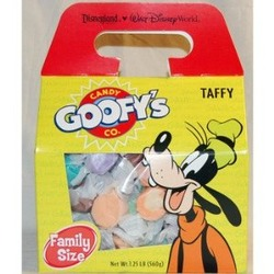 Disney Goofy Candy Company - Taffy