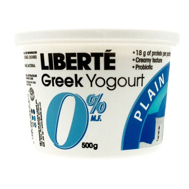 Liberte Greek Yogurt