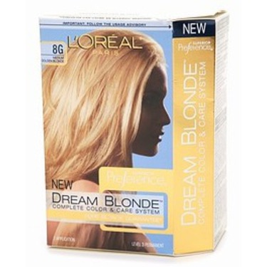 L'Oreal Superior Preference Hair Colour, Dream Blonde