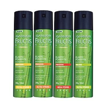 Garnier Fructis Ultra Strong Sleek And Shine Anti-Humidity Hairspray