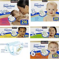Kirkland Disposable Diapers