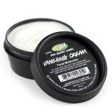 LUSH Vanishing Cream