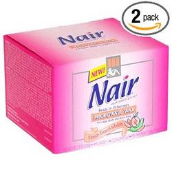 Nair Cire Divine Visage No Strip Wax