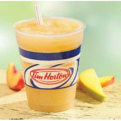 Tim Hortons Peach Mango Smoothie