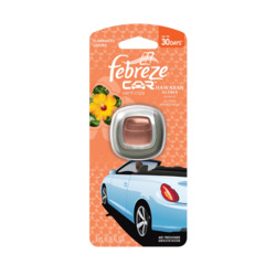 Febreze CAR Vent Clips in Hawaiian Aloha