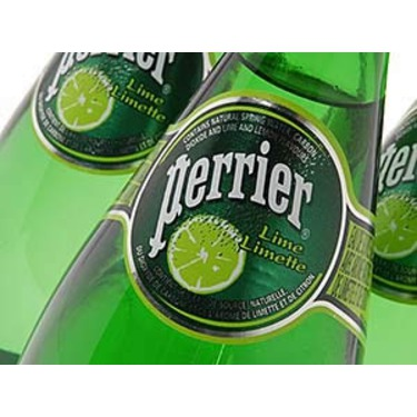 Perrier Lime Carbonated Water