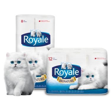 Royale Signature Toilet Paper