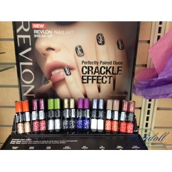 Revlon Nail Art Break-Up