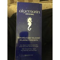Algemarin Original Foam Bath