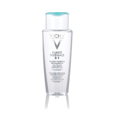 Vichy Pureté Thermale 3-in-1 One Step Cleansing Micellar Solution