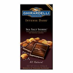 Ghirardelli Intense Dark Sea Salt Soiree