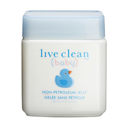 Live Clean (baby) Non-Petroleum Jelly