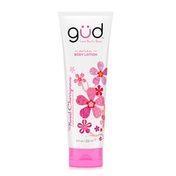 güd Floral Cherrynova Natural Body Lotion