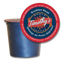 Timothy's K-Cups Breakfast Blend